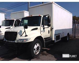 International 4400 Refrigerated Truck