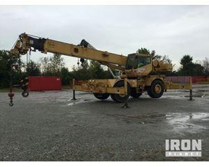 Grove RT600C-33 Rough Terrain Crane