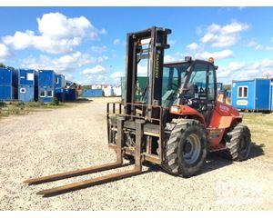 Manitou M50-4 Rough Terrain Forklift