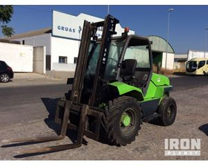 Manitou MC30 Rough Terrain Forklift