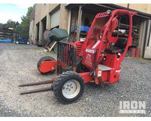 Manitou TMT 55FL/T2 Piggyback Forklift