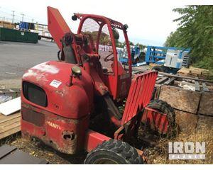 (unverified) Manitou TMT55FL Piggyback Forklift