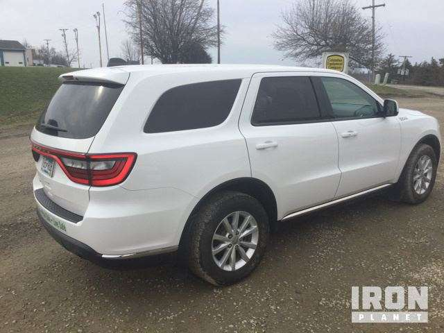 2014 dodge durango sxt for sale cadiz oh 9051539. Black Bedroom Furniture Sets. Home Design Ideas