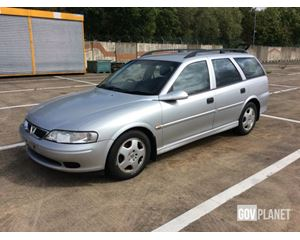 (unverfied) Vauxhall Vectra