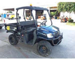 Cushman 1600XD 4x4 Utility Vehicle