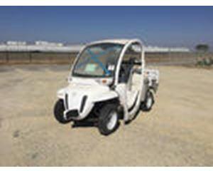 GEM 825 Utility Vehicle