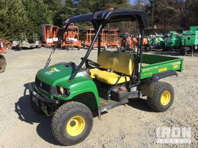 John Deere Gator Salvage Parts : John deere gator hpx diesel go carz