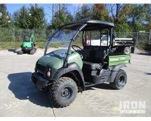 (unverified) Kawasaki Mule 610 4x4 Utility Vehicle