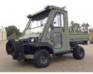 Kawasaki KAF950B Utility Vehicle