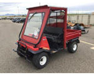 Kawasaki Mule 4x4 Utility Vehicle