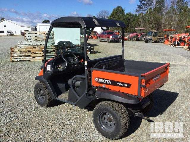 Kubota rtv 400 manual
