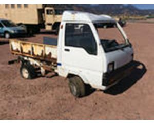 Mitsubishi U14DQHPDL2M Utility Vehicle