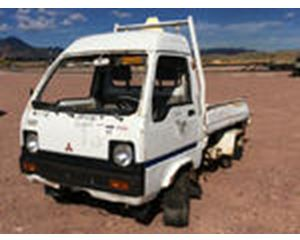 Mitsubishi U15LQHPDL2M Utility Vehicle