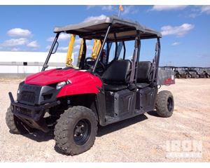 Polaris Ranger Crew 570 4x4 Utility Vehicle