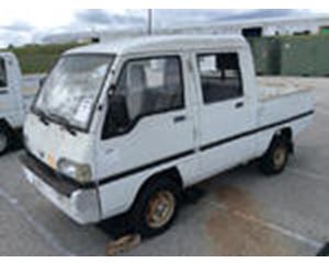 Wuling Marathon Double Cab Utility Vehicle