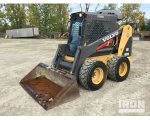 Volvo MC90B Skid-Steer Loader