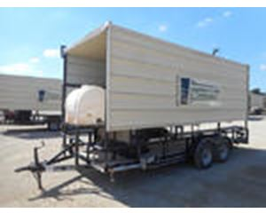 Circle M T/A Cooling Station Trailer