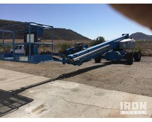 Genie S-125 4WD Diesel Telescopic Boom Lift