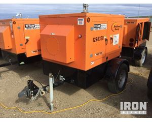 Precision Equipment Tundra RT350 Space Heater