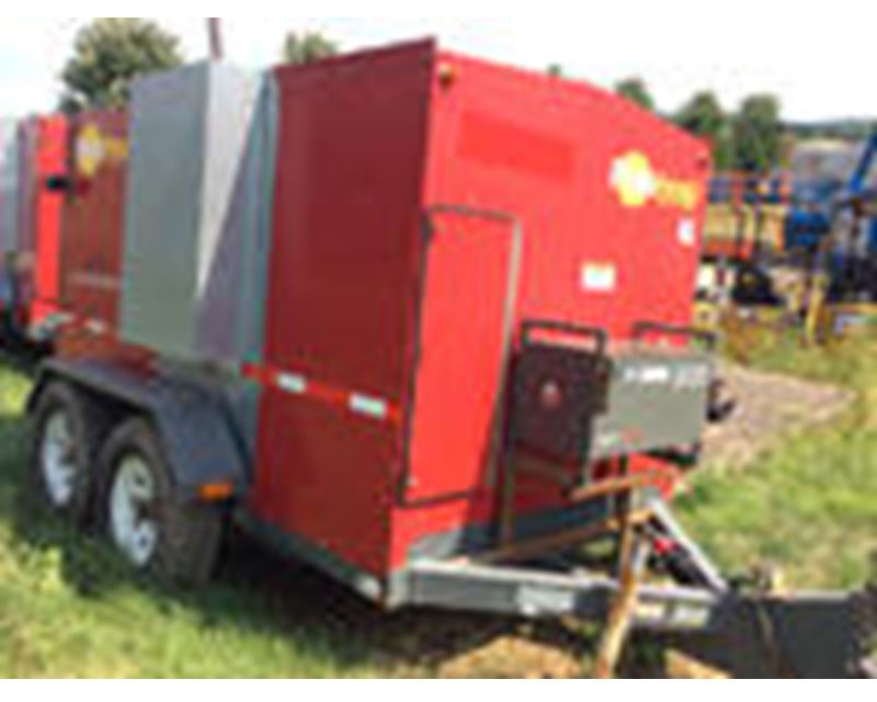 2011 Unverified Wacker Neuson Pureheat Ground Heater For