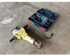 Lot of (1) Bosch Electric Breaker & (1) Bosch 11263EVS Rotary Hammer Drill