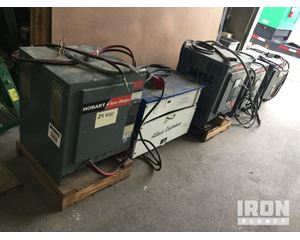 Lot of (5) Battery Chargers