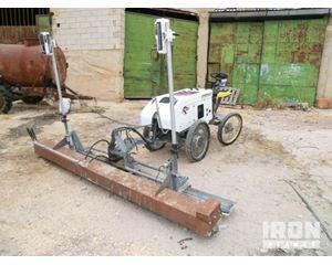 Somero Copperhead XD Laser Concrete Screed