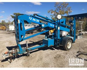 Genie TZ-34 Towable Lift