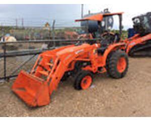 Kubota L3800D 4x4 Farm Tractor
