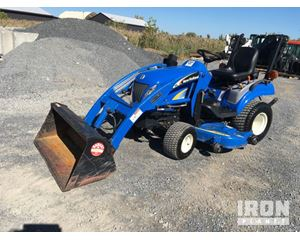 New Holland T1010 Farm Tractor