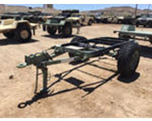 Kasel M116A3 S/A Trailer Chassis