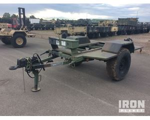 TMMC M116A3 S/A Trailer Chassis