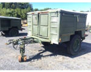 Turtle Mountain M103A3 Welding Trailer Chassis