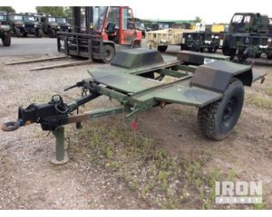 Turtle Mountain M116A3 S/A Trailer Chassis