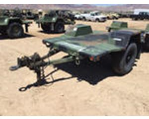 US ARMY Tank Automotive Command M116A3 S/A Trailer Chassis
