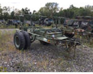 Utility Tool & Body M200A1 S/A Trailer Chassis
