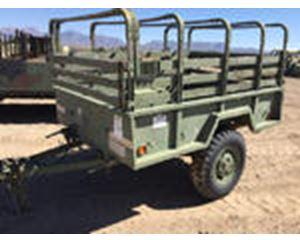 Case-Master M101A1 Cargo Trailer
