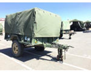 Eastern Technologies M105A2 Cargo Trailer