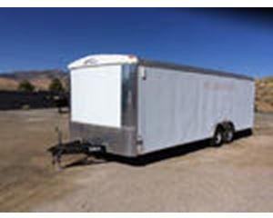 Mirage T/A Enclosed Utility Trailer