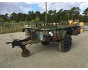 Pribbs Steel M105A2 Cargo Trailer