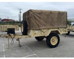 Pribbs Steel M15A3 Cargo Trailer