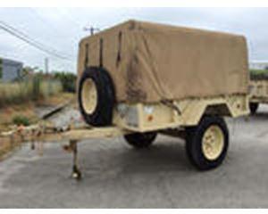 Pribbs Steel M105A3 Cargo Trailer
