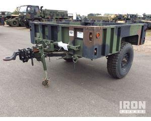 Raytheon M1102 Cargo Trailer