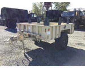 Raytheon M112 Cargo Trailer