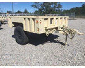 Schutt M1101 Cargo Trailer