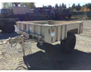 Silver Eagle M1101 Cargo Trailer