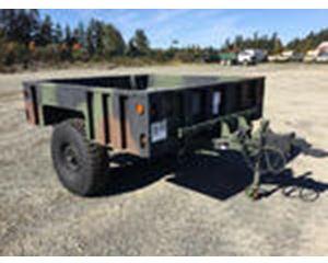 Silver Eagle M1102 Cargo Trailer