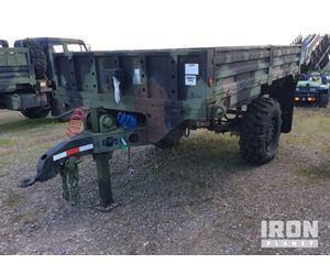 Stewart & Stevenson M1082 LMTV Cargo Trailer