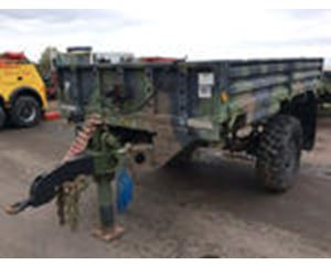 Stewart & Stevenson M182 LMTV Cargo Trailer