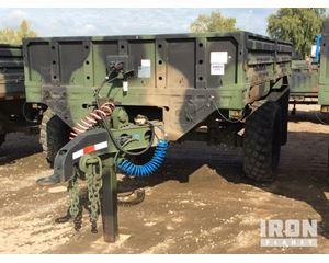 Stewart & Stevenson M1082A1 LMTV Cargo Trailer